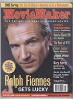 Winter 2006 (Ralph Fiennes) [Good to VG‑EX]