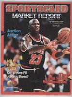 February 2001 (Michael Jordan) [Good to VG‑EX]