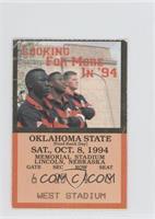 vs. Oklahoma State Cowboys [GoodtoVG‑EX]