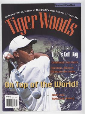 1996-99 Beckett Profiles #6 - Tiger Woods
