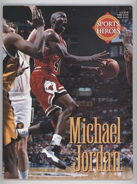 1996 Beckett Sports Heroes - [Base] #MIJO - Michael Jordan