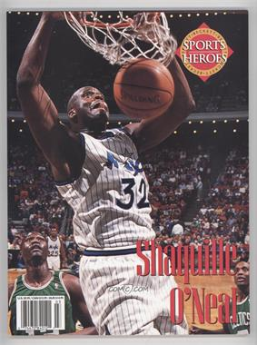 1996 Beckett Sports Heroes - [Base] #SHON - Shaquille O'Neal