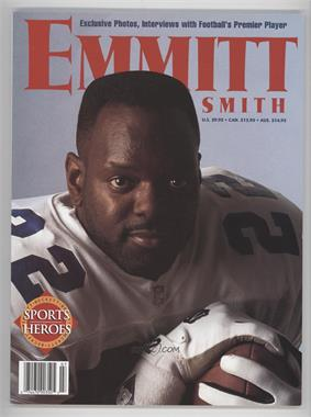 1996 Beckett Sports Heroes #EMSM - Emmitt Smith