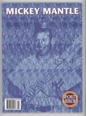 1996 Beckett Sports Heroes #MIMA - Mickey Mantle [Good to VG‑EX]