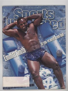 1996 Sports Illustrated #7-4 - Emmitt Smith