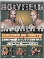 Evander Holyfield vs. Michael Moorer II (Thomas & Mack Center, Las Vegas, NV)