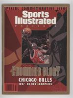 Crowning Glory: Chicago Bulls 1997-98 NBA Champions (Michael Jordan)