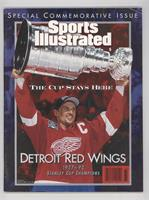 The Cup Stays Here: Detroit Red Wings 1997-98 Stanley Cup Champions (Steve Yzer…