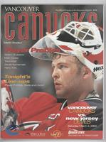 vs. New Jersey Devils (Martin Brodeur) [Good to VG‑EX]