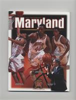 Lonny Baxter, Terence Morris, Juan Dixon, Gary Williams [Good to VG&#…
