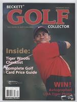 September/October 2001 (Tiger Woods)