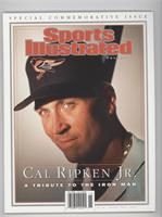 A Tribute to the Iron Man (Cal Ripken Jr.)