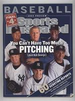 Jeff Weaver, Jose Contreras, Roger Clemens, Mike Mussina, Andy Pettitte, George…