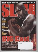 November (Shaquille O'Neal) [Good to VG‑EX]