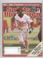 Jimmy Rollins [Good to VG‑EX]