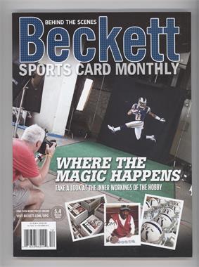 2008-Now Beckett Sports Card Monthly - [Base] #12-13 - December 2013 (Tavon Austin)