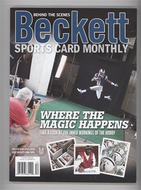 2008-Now Beckett Sports Card Monthly [???] #N/A - [Missing]