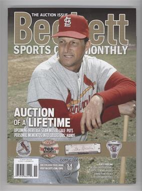 2008-Now Beckett Sports Card Monthly #11-13 - November 2013 (Stan Musial)