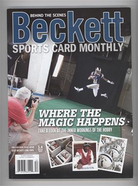 2008-Now Beckett Sports Card Monthly #12-13 - December 2013 (Tavon Austin)