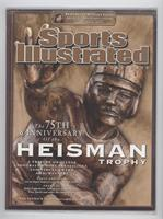 The 75th Anniversary of the Heisman Trophy