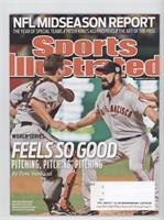 Buster Posey, Brian Wilson