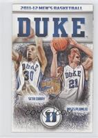 Seth Curry, Miles Plumlee