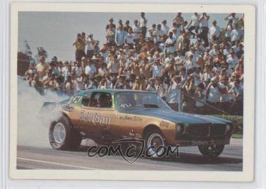 "1971 Fleer AHRA Drag Champs #DRGA - Don & Roy Gay's ""Infinity V"" 1970 Firebird Funny Car"