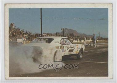 1971 Fleer AHRA Drag Champs #GAKI - Gary Kimball's Camaro Super Stock [GoodtoVG‑EX]