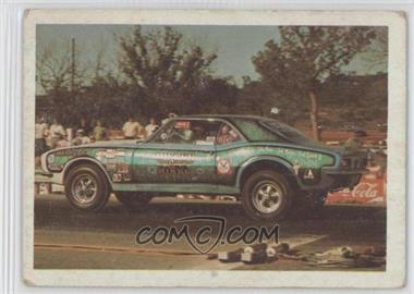 1971 Fleer AHRA Drag Champs #HIMI - Hiner & Miller Camaro GT 3 [Good to VG‑EX]