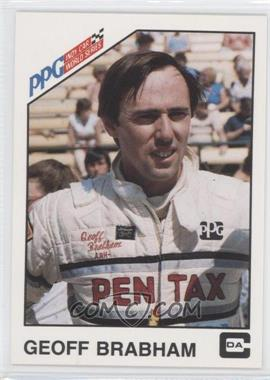 1983 CDA PPG Indy Car World Series - [Base] #11 - Geoff Brabham