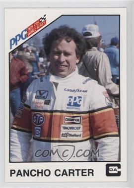 1983 CDA PPG Indy Car World Series - [Base] #8 - Pancho Carter