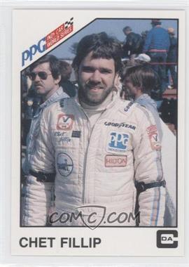 1983 CDA PPG Indy Car World Series - [Base] #9 - Chet Fillip