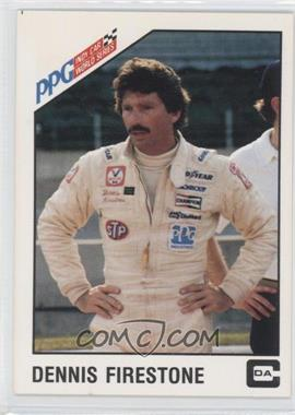 1983 CDA PPG Indy Car World Series #2 - Dennis Firestone