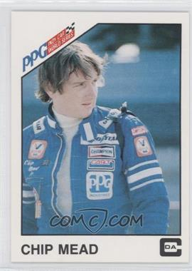 1983 CDA PPG Indy Car World Series #3 - Chip Mead