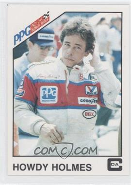 1983 CDA PPG Indy Car World Series #6 - Howdy Holmes