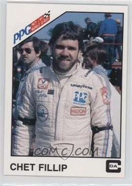1983 CDA PPG Indy Car World Series #9 - Chet Fillip
