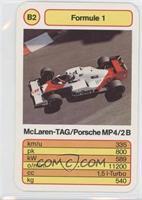 McLaren-TAG/Porsche MP4/2B