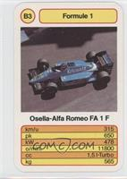 Osella-Alfa Romeo FA 1 F
