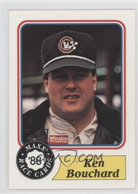 1988 Maxx #88 - Ken Bouchard