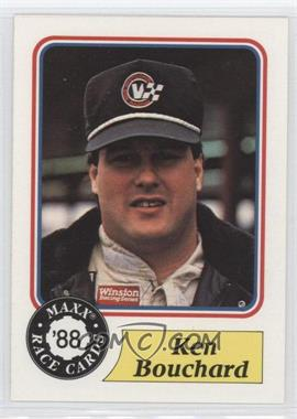 1988 Maxx #88.1 - Ken Bouchard (Engaged)