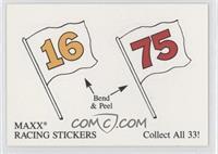 MAXX Racing Stickers #16, MAXX Racing Stickers #75