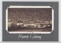 Marvin Panch & Johnny Allen
