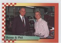 Benny Parsons, Phil Parsons