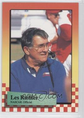 1989 Maxx Racing #136 - Les Richter