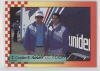 Felix Sabates, Ted Conder