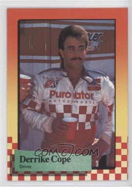 1989 Maxx Racing #68 - Derrike Cope