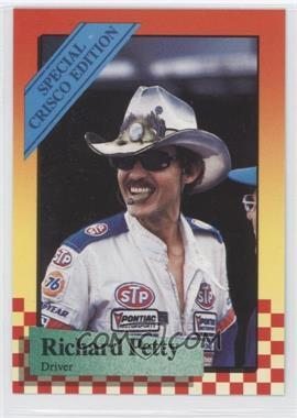 1989 Maxx Special Crisco Edition - [Base] #17 - Richard Petty