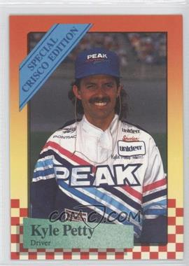 1989 Maxx Special Crisco Edition #12 - Kyle Petty