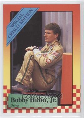 1989 Maxx Special Crisco Edition #20 - Bobby Hillin