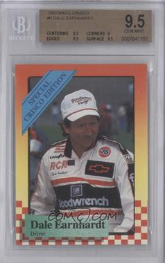 1989 Maxx Special Crisco Edition #6 - Dale Earnhardt [BGS 9.5]